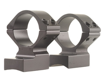 "Talley Lightweight 2-Piece Scope Mounts with Integral 1"" Rings Winchester 70 Post-64 with .435 Rear Mount Hole Spacing (.300 H&H, .375 H&H and .458 Winchester Magnums) Medium Matte"