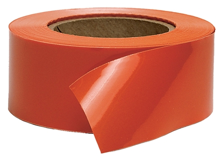 Hunter&#39;s Specialties Trailmarker Tape 150&#39; Vinyl Blaze Orange