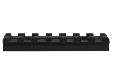 "Advanced Technology Picatinny Rail 3"" Fits Advanced Technology 8-Sided Modular Handguard Aluminum Black"