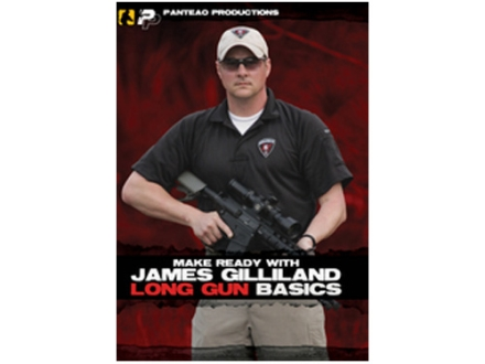 Panteao Make Ready with James Gilliland: Long Range Basics DVD
