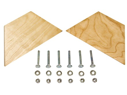 Lee Bench Plate Hardwood Base Blanks