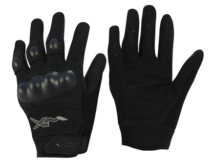 Wiley X DurTac All Purpose Gloves Black 