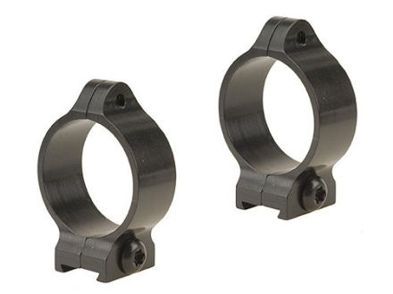 Talley 30mm Fixed Scope Rings Matte Low