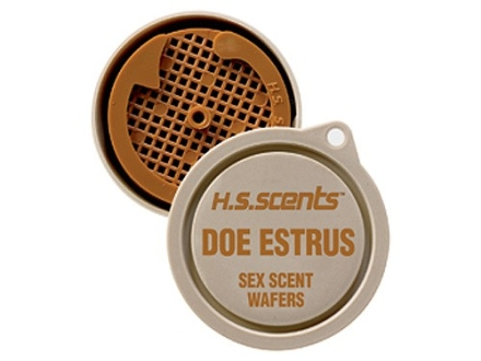 Primetime Scent Wafers Doe Estrus Deer Scent Pack of 3