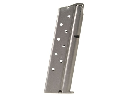 Kimber Magazine 1911 Government, Commander 10mm Auto 8-Round Stainless Steel