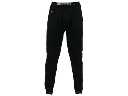 Scent Blocker Mens S3 Expedition Weight Base Layer Pants Wool