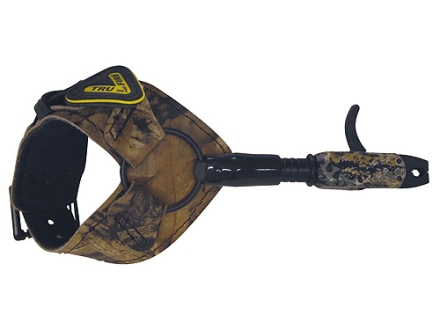 Tru-Fire Hurricane Buckle Foldback Bow Release Buckle Wrist Strap Camo