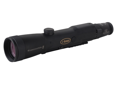 Burris Eliminator II Laser Rangefinding Rifle Scope 4-12x 42mm X38 Illuminated Reticle Matte