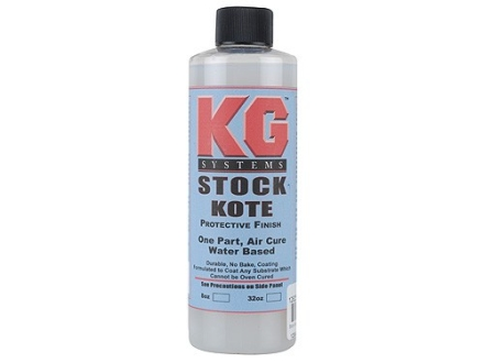 KG Gun Kote Air Cure 1200 Series Clear 8 oz
