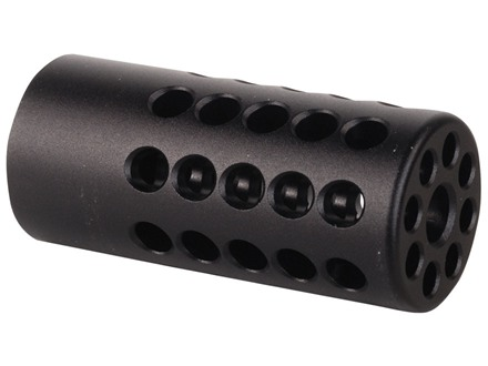 Tactical Solutions Compensator for Trail-Lite Barrels Browning Buck Mark Aluminum Matte Black