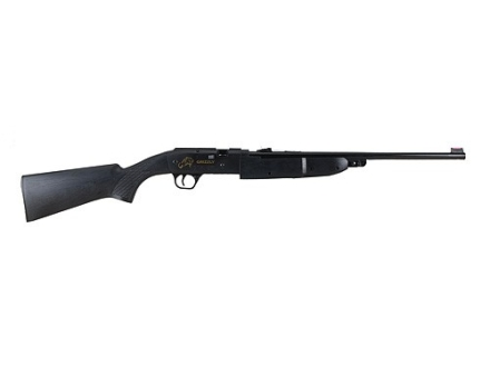 Daisy 840B Grizzly Air Rifle 177 Caliber Black Synthetic Stock Blue Barrel