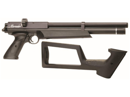 Benjamin Marauder PCP Air Pistol 22 Caliber Black Polymer Stock Matte Barrel