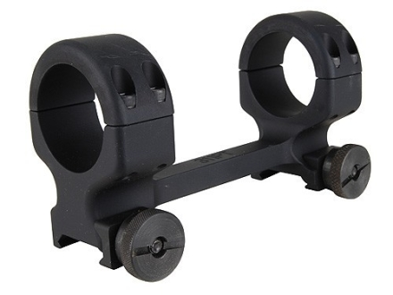 DNZ Products Freedom Reaper 1-Piece Scope Base with 30mm Integral Rings AR-15 Flat-Top Matte