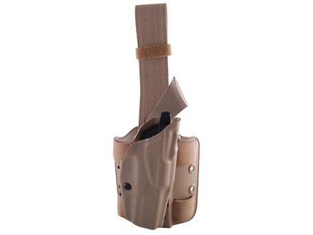 Safariland 6354 ALS Tactical Drop Leg Holster Right Hand Glock 20, 21 Polymer Flat Dark Earth