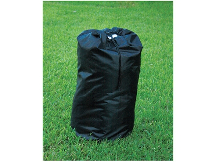 "Texsport Stuff Sack 24"" x 12"" Nylon Black"