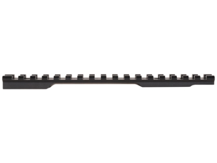 TPS 1-Piece XP Tactical Picantinny-Style Base Remington 700 Long Action Matte Steel (8-40 Screws)