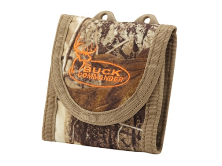 Buck Commander 10-Round Cartridge Holder Polyester Realtree AP Camo