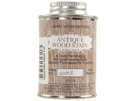 Laurel Mountain Antique Wood Stock Stain Maple 4 oz Liquid