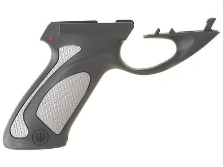 Beretta Grips Beretta U22 Neos Polymer Black with Gray Rubber Inlay