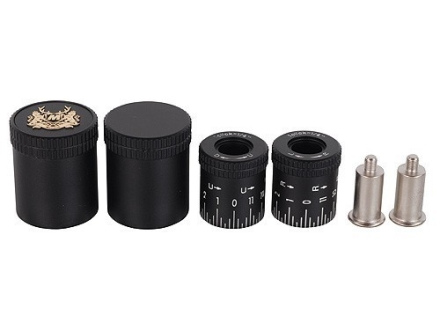Nikon Monarch 1/4 MOA High Pro Turret Kit