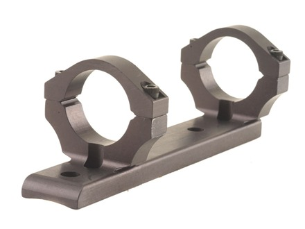 "Weigand Integramount Scope Base with Integral 1"" Rings Ruger 10/22"