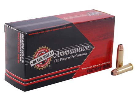 Black Hills Ammunition 32 H&amp;R Magnum 85 Grain Jacketed Hollow Point Box of 50