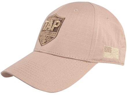 Hornady Tap Cap Cotton Desert Tan
