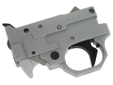 Volquartsen Trigger Guard Assembly 2000 Ruger 10/22 Silver