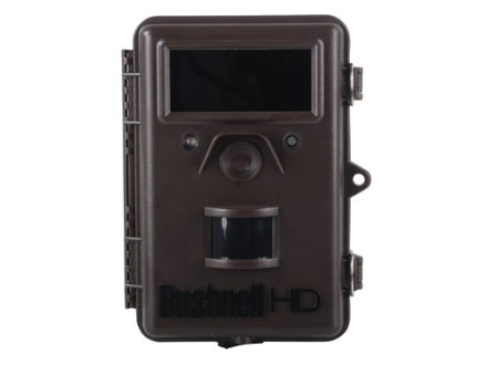 Bushnell Trophy Cam HD Max Black Flash Infrared Game Camera 8.0 Megapixel with Viewing Screen Brown
