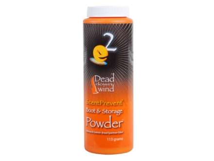 Dead Down Wind Scent Eliminator Boot Powder 4 oz