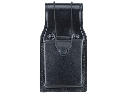 Gould &amp; Goodrich B651 Radio Holder Leather Black