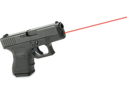 LaserMax Laser Sight Glock Gen4