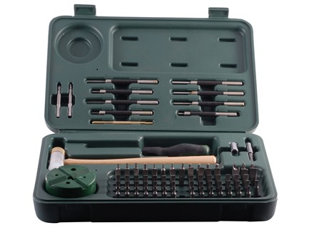 Weaver 88-Piece Deluxe Gunsmithing Hammer, Punch and Screwdriver Tool Kit