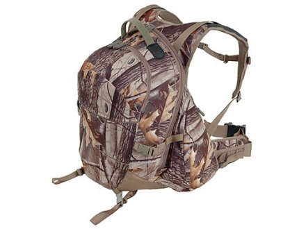 Boyt Big Game Day-Plus Backpack Polyester and Nylon Realtree Hardwoods Camo