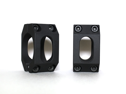 American Defense 30mm Rings for RECON and SCOUT Mounts Matte