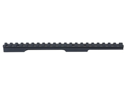 EGW 1-Piece Picatinny-Style 20 MOA Elevated Base 3&quot; Extended Savage 10 Through 16 Round Rear Matte