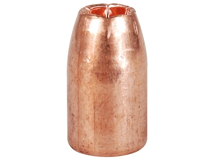 Copper Only Projectiles (C.O.P.) Solid Copper Bullets 40 S&amp;W, 10mm Auto (400 Diameter) 140 Grain Hollow Point Lead-Free Box of 50