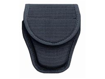 Bianchi 7318 Hinged Cuff Case Velcro Closure Nylon Black