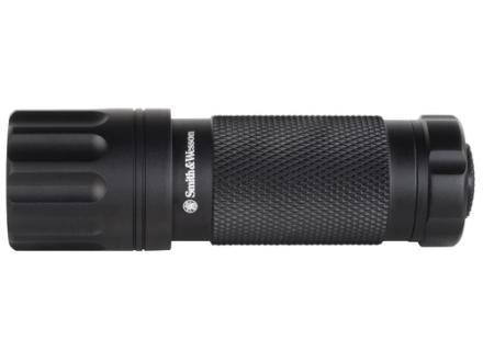 Smith & Wesson Galaxy 9 LED Flashlight 9 LED Bulbs Aluminum Black