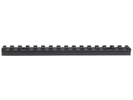 "Advanced Technology Picatinny Rail 6"" Fits Advanced Technology 8-Sided Modular Handguard Aluminum Black"