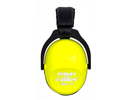 Pro Ears ReVO Earmuffs (NRR 26 dB) Neon Yellow