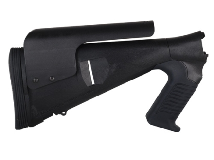 Mesa Tactical Urbino Tactical Stock System with Adjustable Cheek Rest & Limbsaver Recoil Pad Remington 870, 1100, 11-87 12 Gauge Synthetic Black