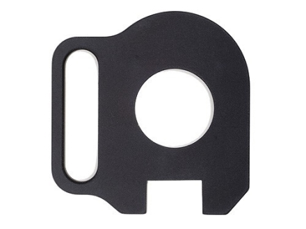 GG&G Slot End Plate Sling Mount Adapter Benelli M1 Super 90, M3 Super 90 12 Gauge Right Hand Aluminum Matte