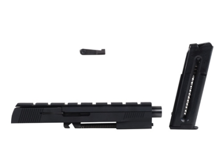 Marvel Match Conversion Kit Fixed Barrel with Weaver-Style Scope Mount 1911 Government 22 Long Rifle Matte