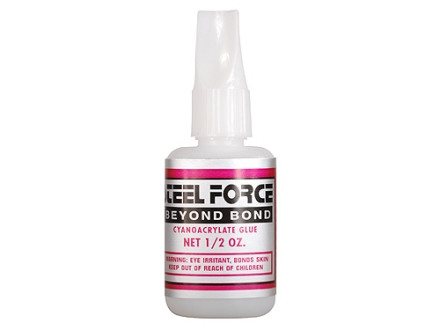 Steel Force Beyond Bond Arrow Fletching and Insert Adhesive 1/2 oz Bottle