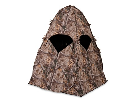 "Ameristep Outhouse Ground Blind 68"" x 68"" x 78"" Polyester Realtree Xtra Camo"