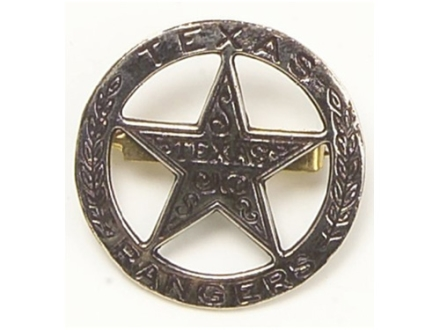 Collector's Armoury Replica Old West Antique Texas Ranger Badge