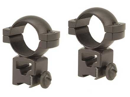 Barska 1&quot; Rings 22 Rimfire and Airgun Matte High
