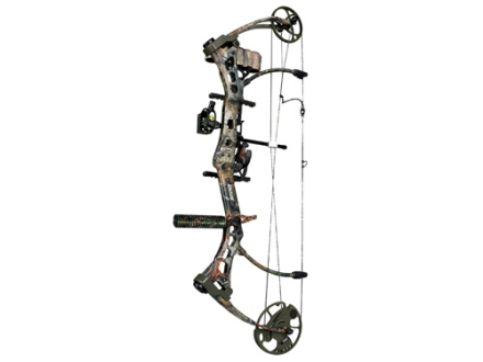 Bear Strike RTH Compound Bow Package