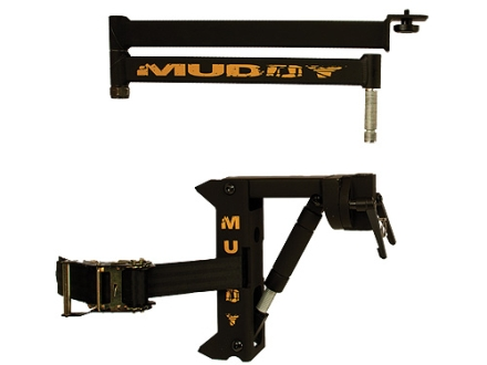 Muddy Outdoors Hunter Camera Arm and Base Aluminum Black